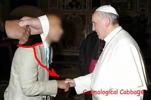 Freemason handshake