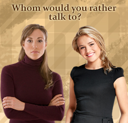 whom would you rather talk to