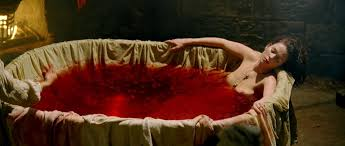 bath blood
