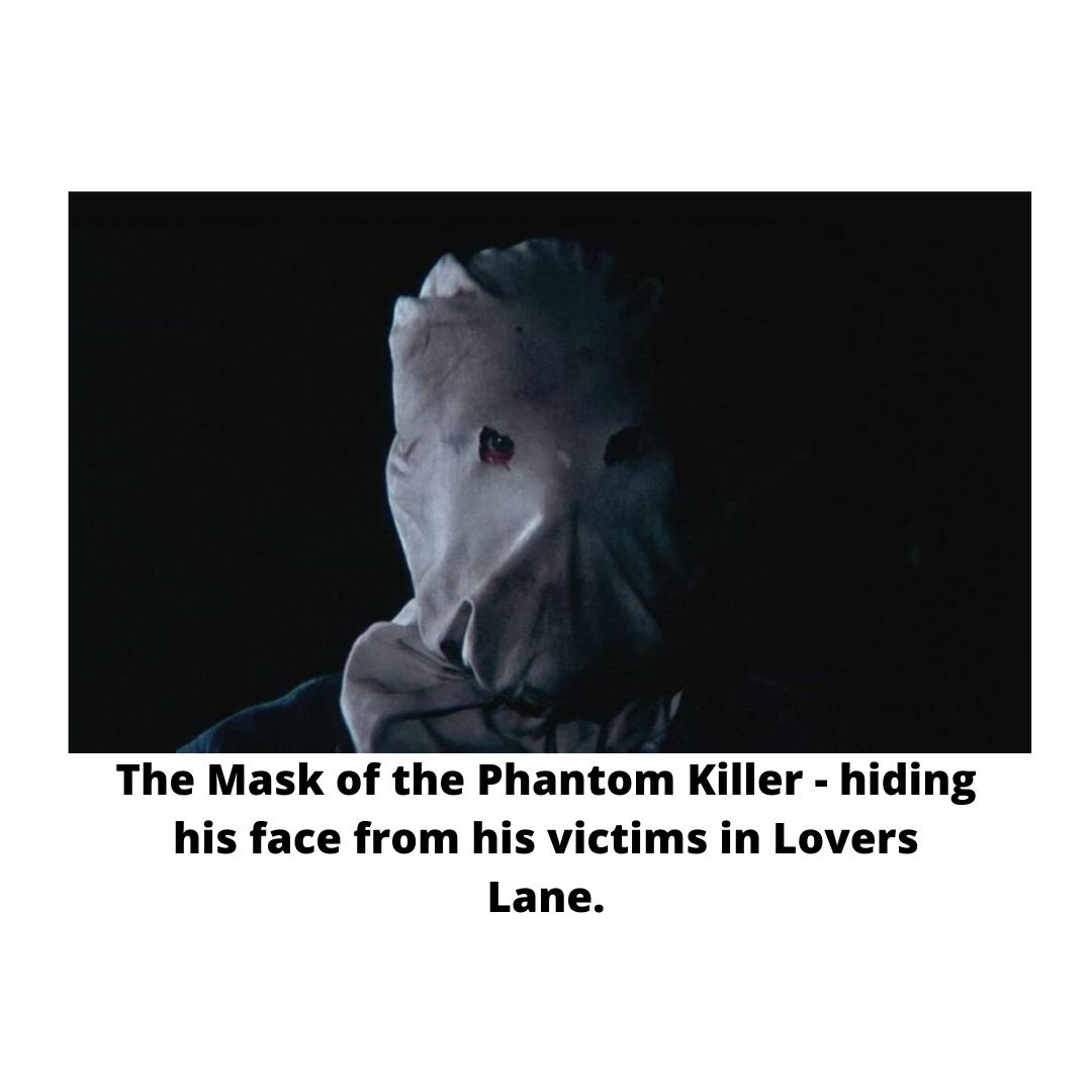 AThe Mask of the Phantom Killerdd a heading