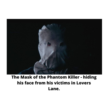 AThe Mask of the Phantom Killerdd a heading